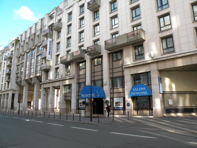 photo de paris en 2009 h tel novotel rue de vaugirard 15e. Black Bedroom Furniture Sets. Home Design Ideas